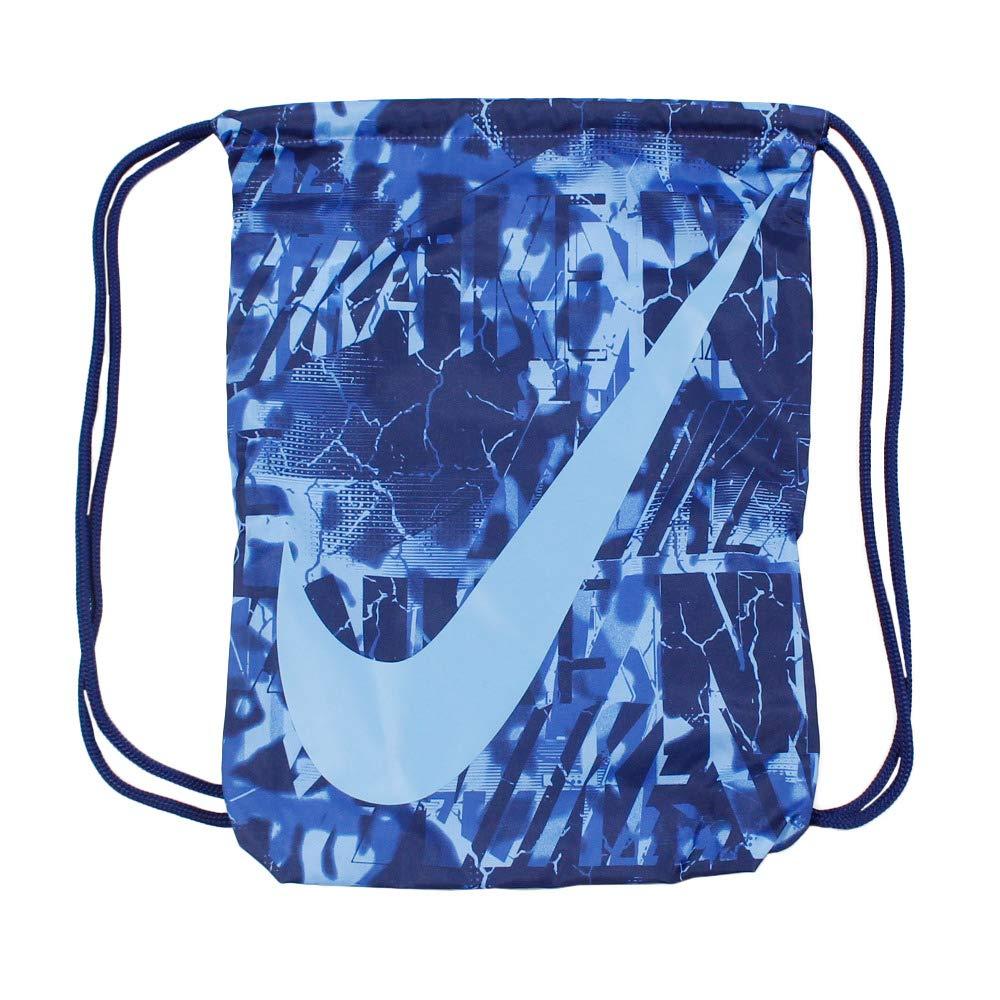 Nike 2018 Sac à Cordon, 45 cm, Multicolore (Game Royal/Azul Void) BA5262