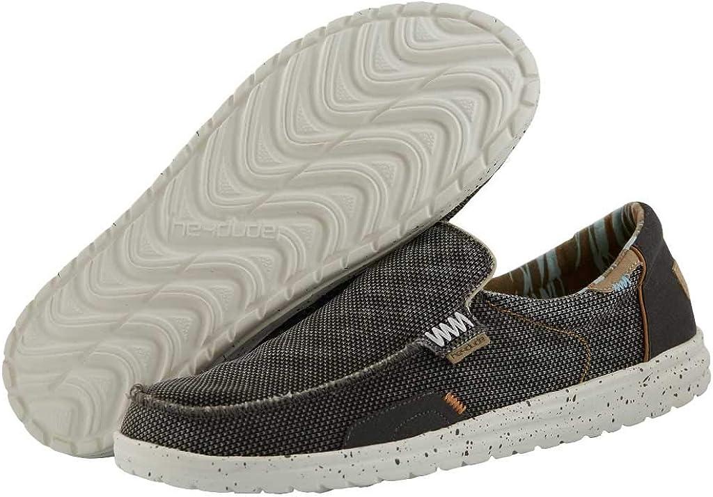 Hey Dude Mens Mikka Hawk Slip-on Loafers