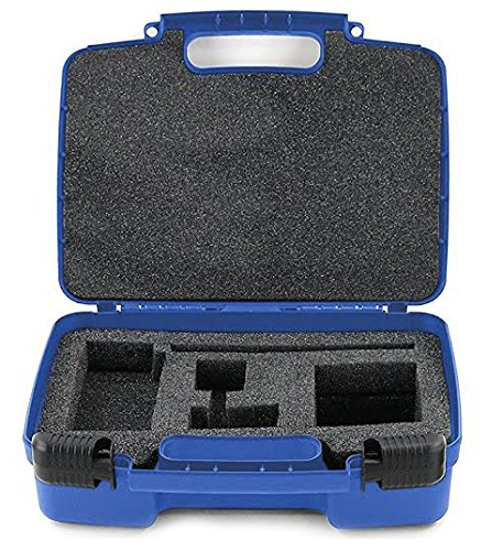 Life Made Better Storage Organizer - Compatible with Midland 75-822 40 Channel CB-Way Radio And Accessories- Durable Carrying Case - Blue by Life Made Better (Image #8)