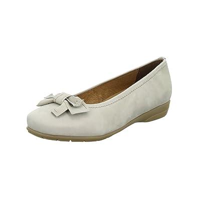 separation shoes ec091 c03d0 ARA Shoes AG Moon Ballerinas Grey Size: 5.5: Amazon.co.uk ...