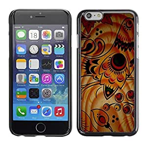 Graphic4You Birds Painting Pattern Design Hard Case Cover for Apple iPhone 6
