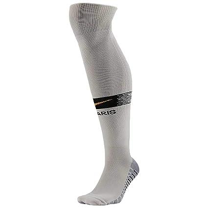 078a69b46f6d Amazon.com   Nike 2018-2019 PSG Away Socks (Grey)   Sports   Outdoors