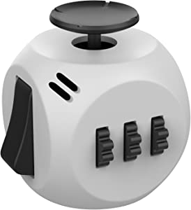 Helect H1037 Fidget Cube Toy Relieves Stress and Anxiety