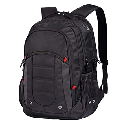 Amazon.com  MUTANG Laptop Backpack College Rucksack Business Bag ... d9a023ce2f