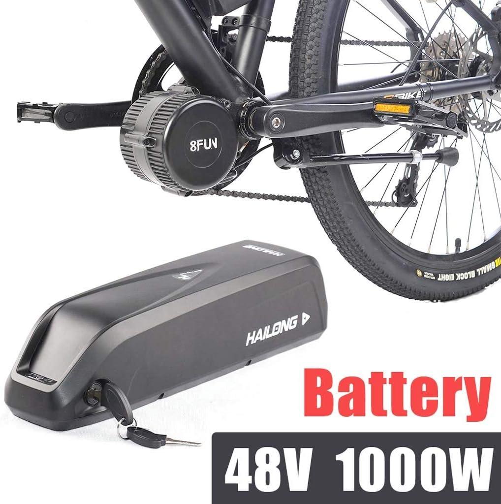 LiRongPing 48v Bicicleta eléctrica de la batería de 1000w Bafang Kits Hailong batería de Litio 11.6ah Iom Bbshd