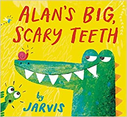 Image result for alan's big scary teeth