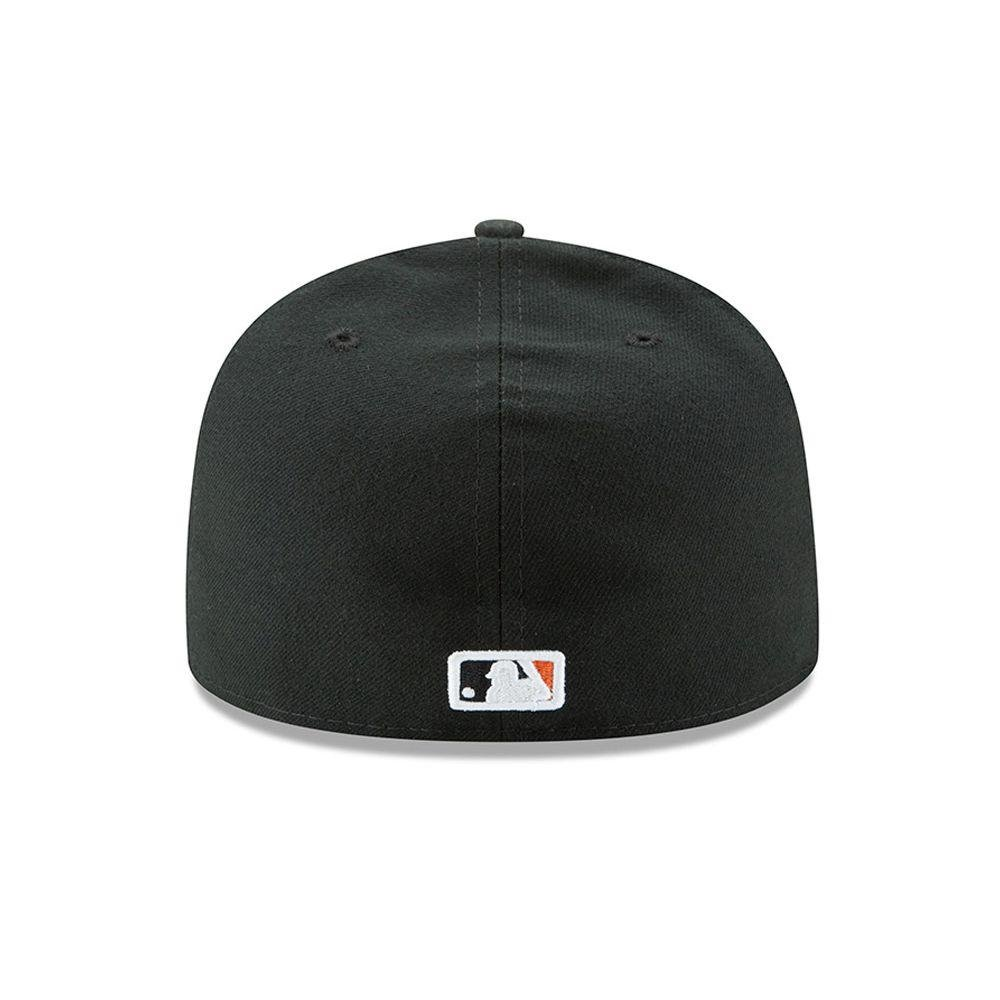 51270a392 Amazon.com  New Era 59FIFTY Miami Marlins MLB 2017 Authentic Collection On  Field Home Fitted Cap  Clothing