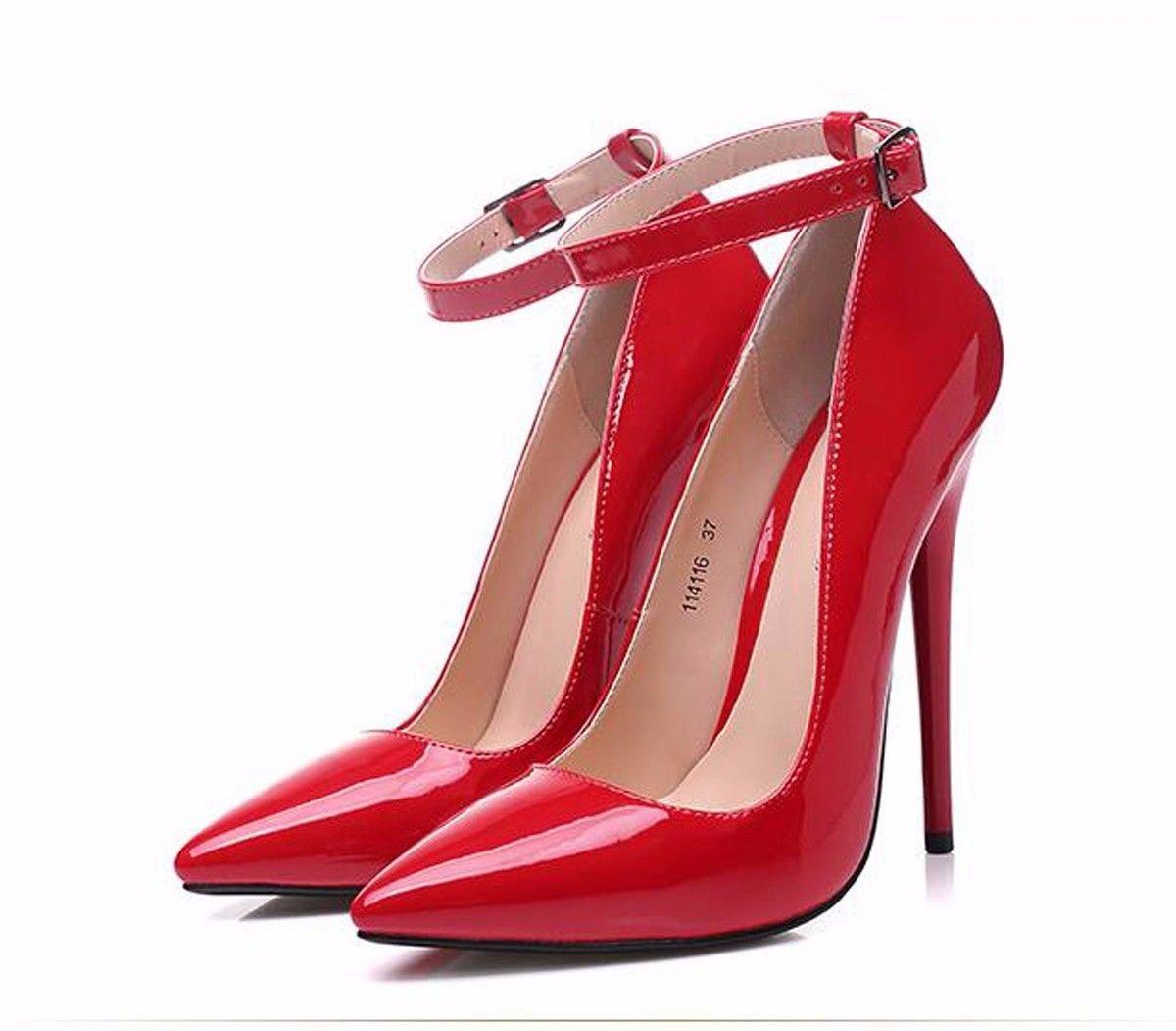 KPHY Wort an Die Sexy Schuhe Sexy Die Sexy 14 cm Super Hochhackigen Schuhe Einzelne Schuhe Dünne Sohle Scharf Darauf Hasse Hohen Himmel Damenschuhe. fb7609