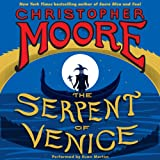 Bargain Audio Book - The Serpent of Venice  A Novel