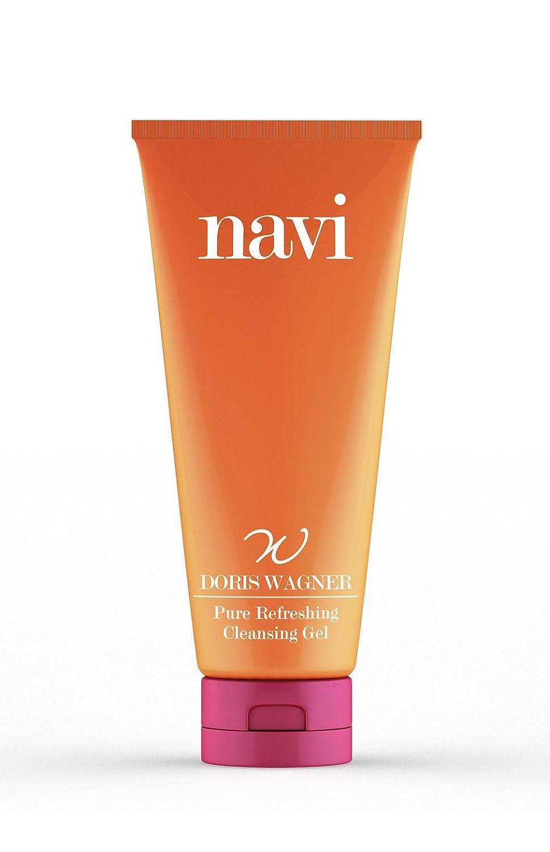 NAVI Gel Limpiador Facial / Belleza Hidratante con Vitamina E / Limpia poros, 125 ml
