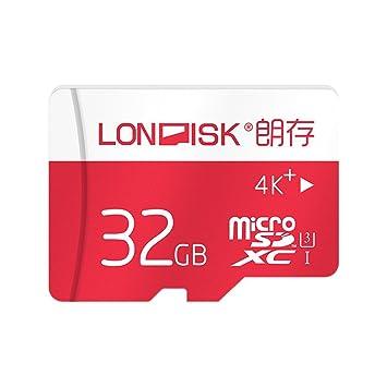 10-year-warranty] londisk 4 K 128 GB Micro SD tarjeta de ...