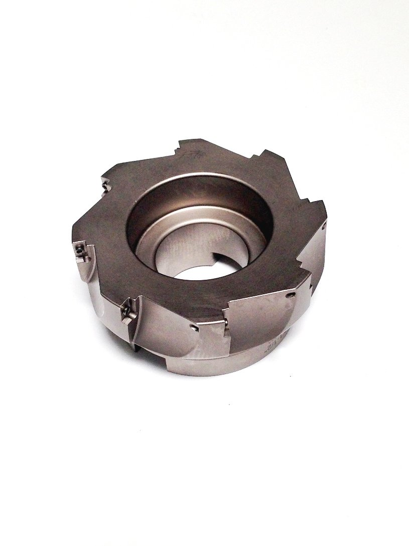 3 X 1 BORE 90 Degree APKT INDEXABLE FACE Mill 2063-3000