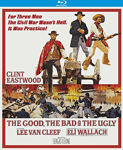 The Good, the Bad and the Ugly (50th Anniversary Special Edition) [Blu-ray]