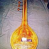 Lakshman Sruthi Full Deep Carving Ekantham Veena