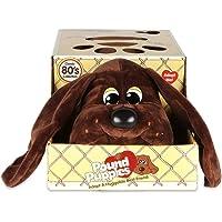 Pound Puppies 38098 Classic Plush - Dark Brown