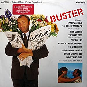 Various Artists Buster Soundtrack Amazon Com Music
