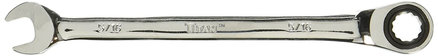 Titan 12507 7mm Ratcheting Wrench