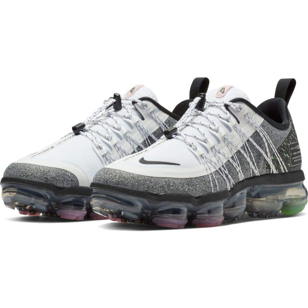 Nike W Air Vapormax Run UTLTY, Zapatillas de Atletismo para Mujer, (White/Black/Lime Blast/Pink Foam 101), 39 EU: Amazon.es: Zapatos y complementos