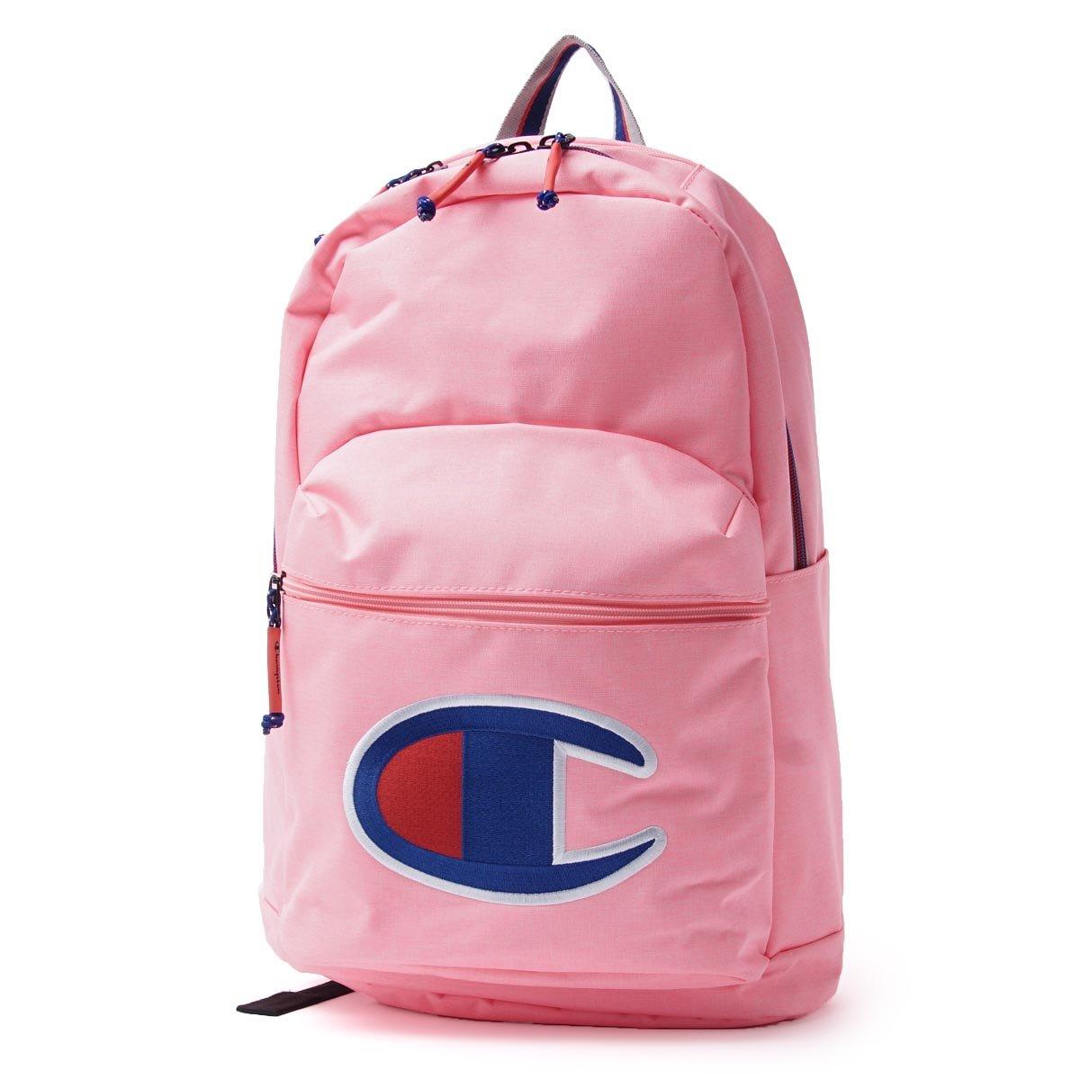 (チャンピオン) Champion バックパック/リュックサック リュック/SUPERCIZE スーパーサイズ [並行輸入品] B07DN4X4N8 Free ピンク ピンク Free