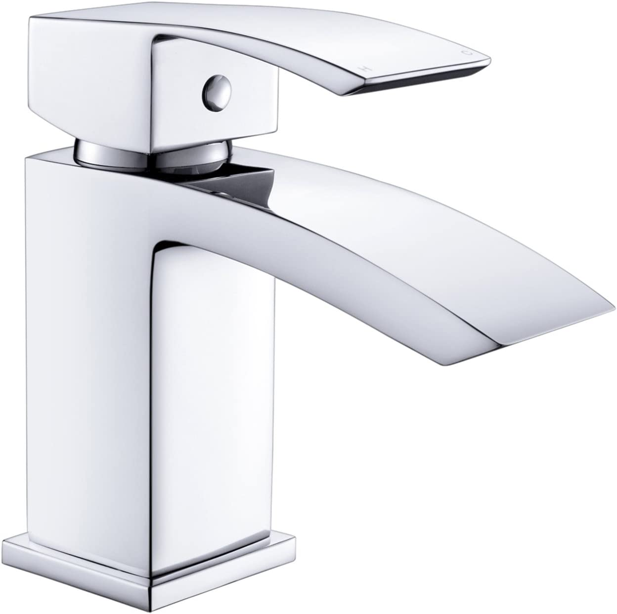 Celala |Bathroom Brass Chrome Basin Sink Mixer Taps with 10 Years Warranty