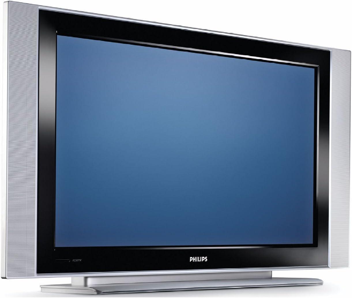 Philips 37PF5521D - Televisión HD, Pantalla LCD 37 pulgadas- Plata ...