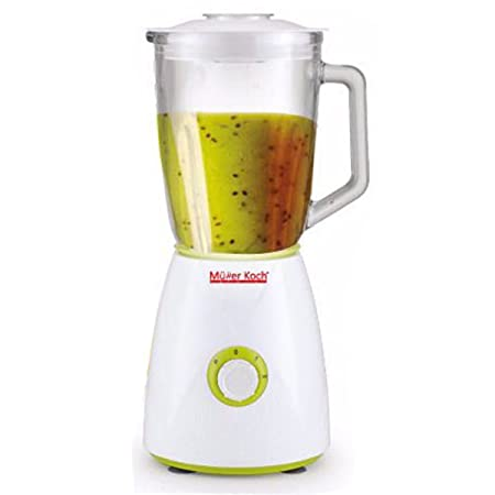 Müller Koch Alemania Smoothie maker, 600 W, batidora | metal ...