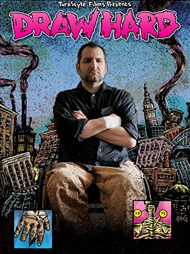 Draw Hard (Illustrators Award Winning)