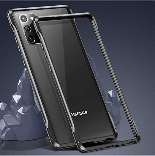 Suitable for Samsung mobile phone shell aluminum alloy metal frame Samsung note 20Ultra mobile phone metal protective cover