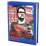 Dc Comics Superman School Diary Agenda Student Planner 10 Months Blue