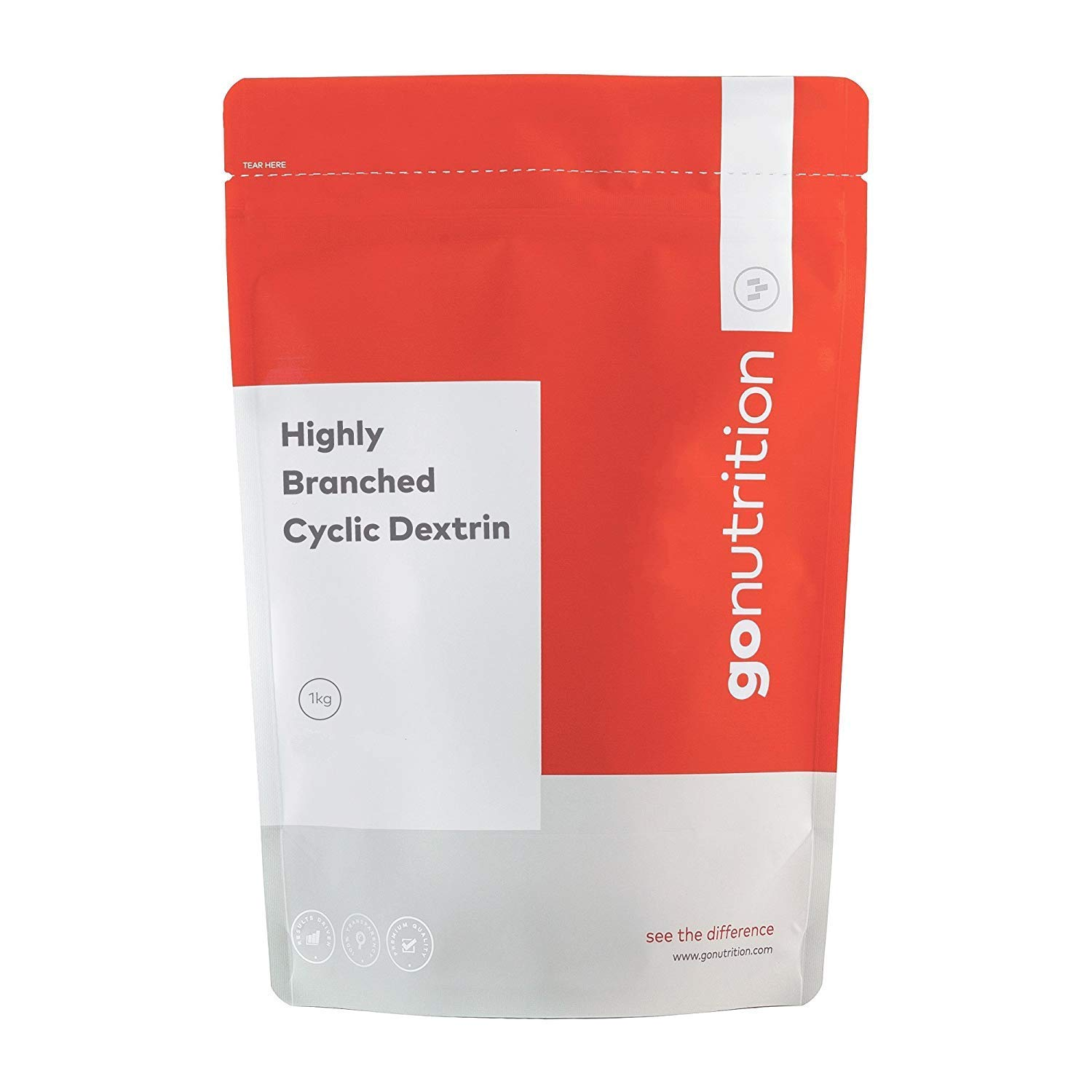 GoNutrition 1 kg Highly Branched Cyclic Dextrin