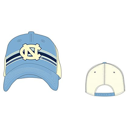 d09439636010 Image Unavailable. Image not available for. Color  Top of the World North  Carolina Tarheels UNC Trucker Hat Sunrise Adjustable Cap