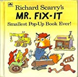 Mr. Fix-It, Richard Scarry, 0307124614