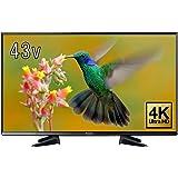 パナソニック 43V型 液晶 テレビ VIERA TH-43EX600 4K対応 HDR対応
