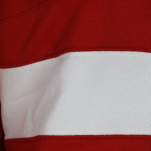 Reebok Gordie Howe Detroit Red Wings Home Red Premier Jersey Sewn Tackle Twill Name and Number