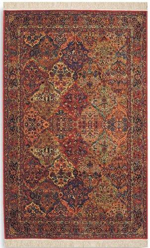 - Karastan Multi Panel Kirman Rug Rug Size: 8'8