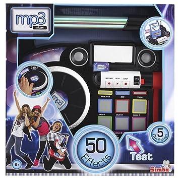 table de mixage jouet