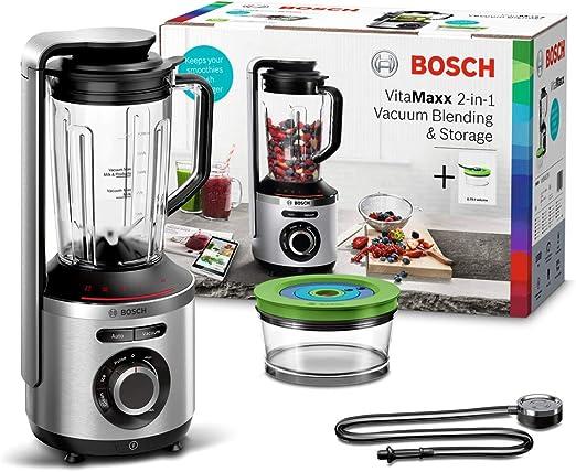 Bosch MMBV622M VitaMaxx Batidora Vaso, 1000 W, 1.5 litros, 83 ...