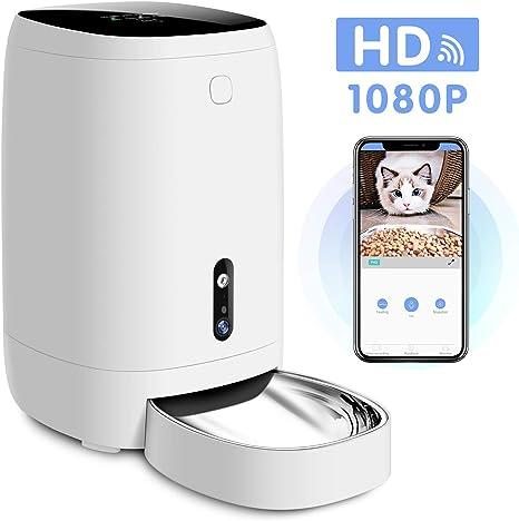 Amazon.com: Uterip Smart alimentador automático para ...