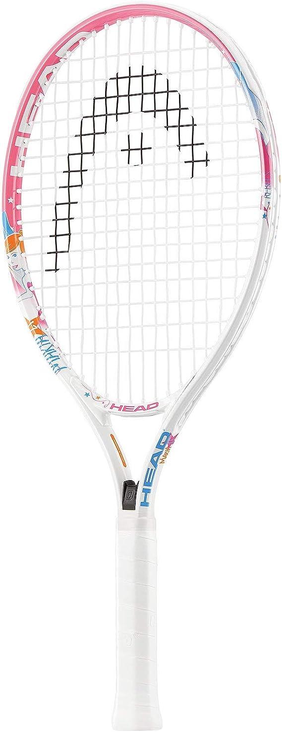 HEAD Maria 21 Inch Junior Tennis Racquet White/Pink