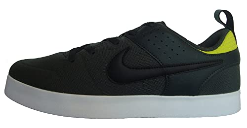 7d182c5be19 Image Unavailable. Image not available for. Colour  Nike Liteforce Iii Dark  Men s Grey Canvas Sneakers ...