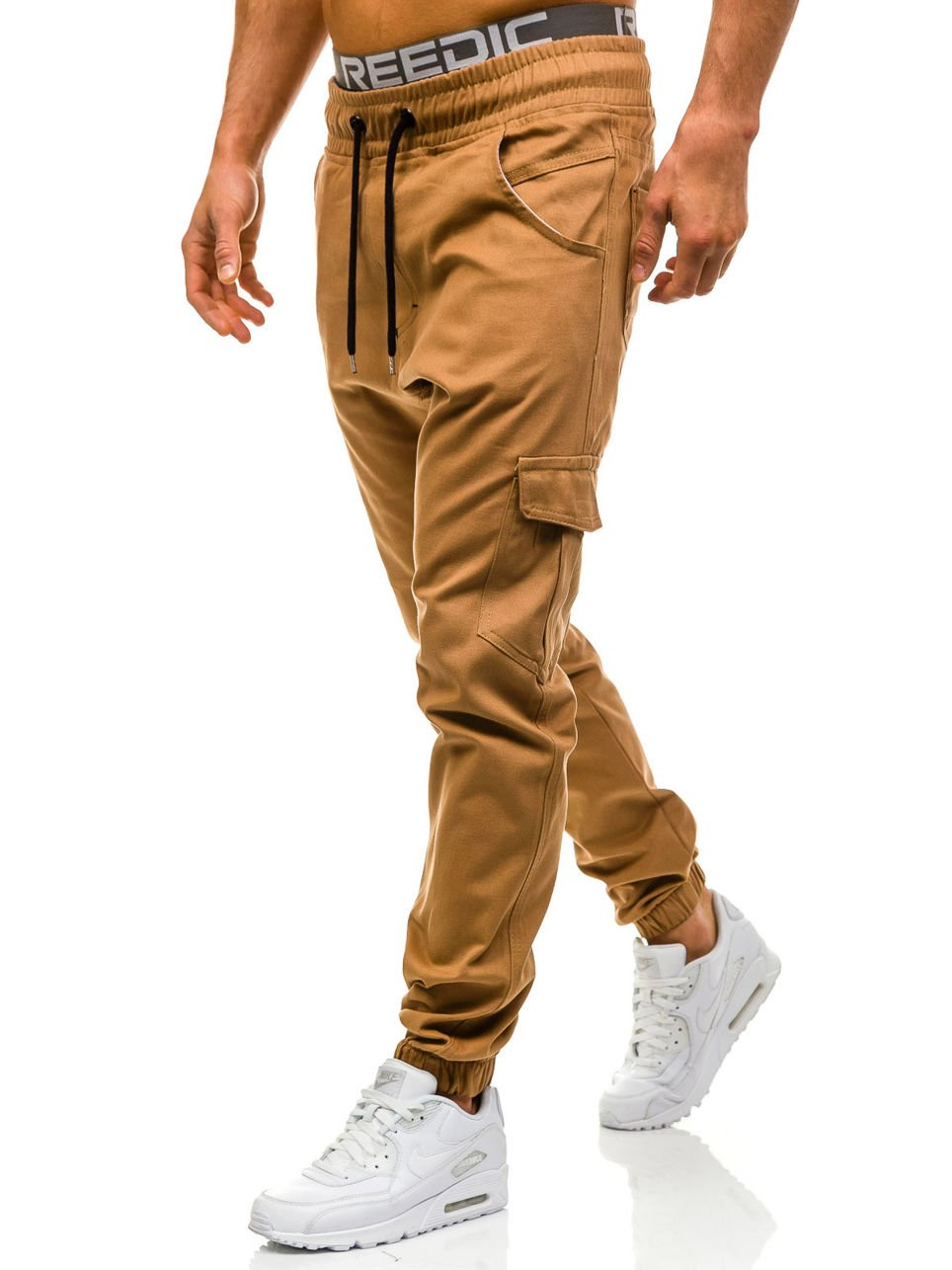 BOLF Men's Printed Sweatpants Sport Gym Jogging Mix [6F6]