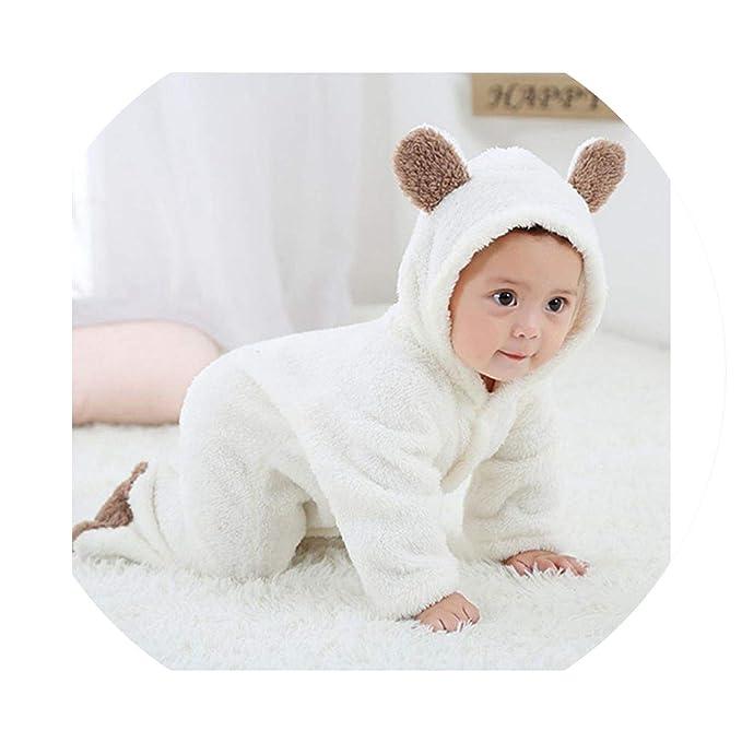 0c889b5f578b Amazon.com  Baby Clothes Flannel Baby Boy Clothes Cartoon Animal ...