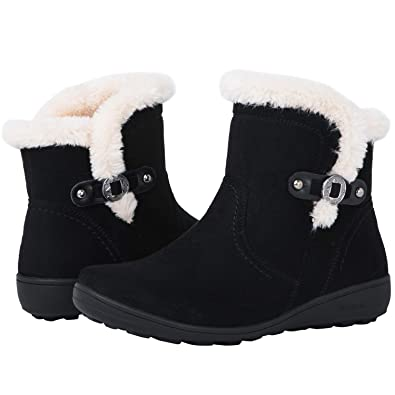 7e3df176b9c0 GLOBALWIN Women s 1820 Black Winter Fashion Boots 7M