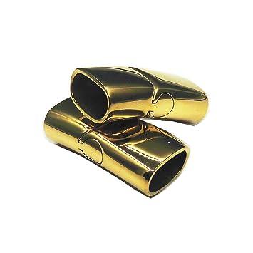 Amazon.com: Glory Qin magnético de acero inoxidable ...