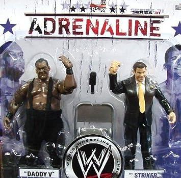 Wwe Adrenaline 31 Big Daddy V And Matt Stryker