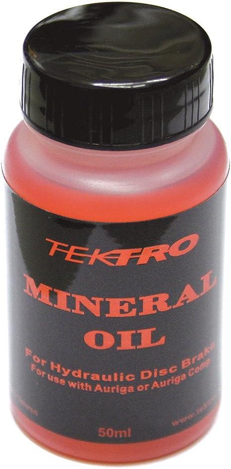 Tektro Liquido De Frenos Mineral, Unisex Adulto, Negro, 50 Ml ...