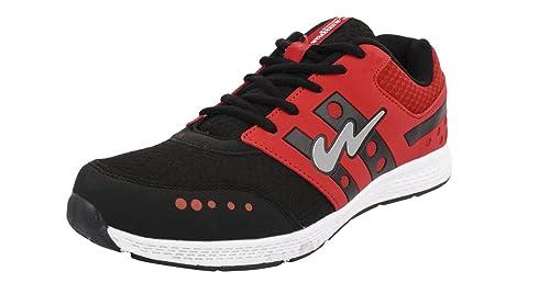 Black Red Running Shoes(11 Uk