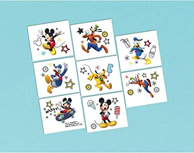 Amazon.com: Disney Mickey Mouse Fiesta de cumpleaños ...