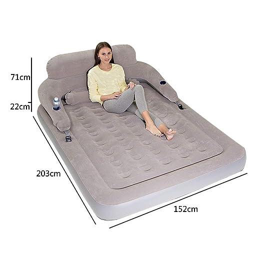 SED Camas inflables para acampar al aire libre, cama ...