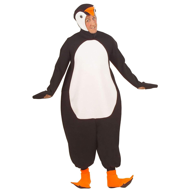 Costume Adulto Pinguino Taglia S